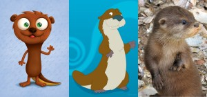 Otter illustrations by Maria Keller and Dane Ault; photograph by Paul Stevenson
