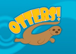 Otters Card Back High Res