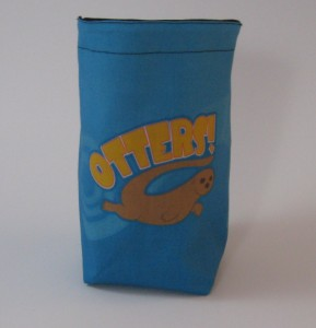 Otters Dice Bag